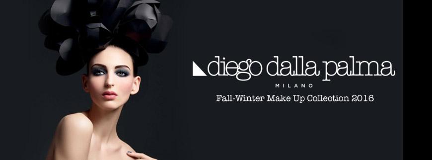 Diego Dalla Palma Make-Up Autunno-Inverno