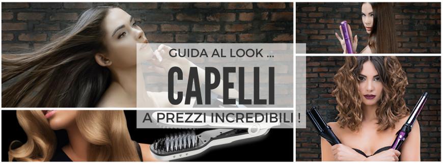 Capelli ... Guida al Look !