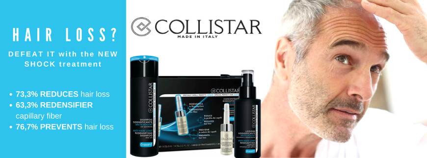 COLLISTAR MAN HAIR-LOSS