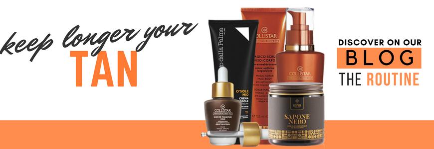 Keep your tan longer!