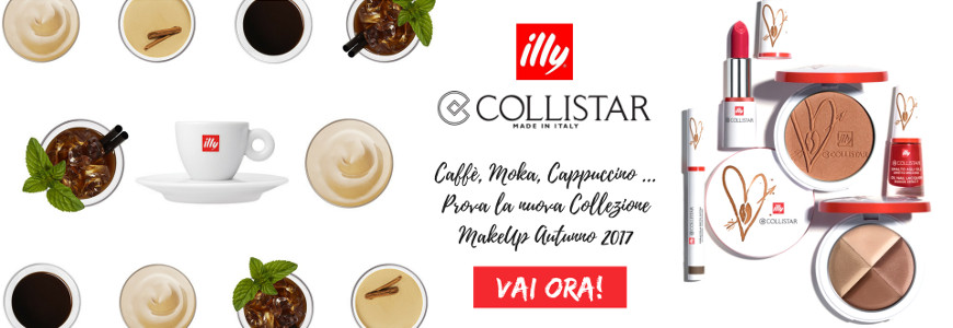Collistar Illy Collection A/I 2017-18 !