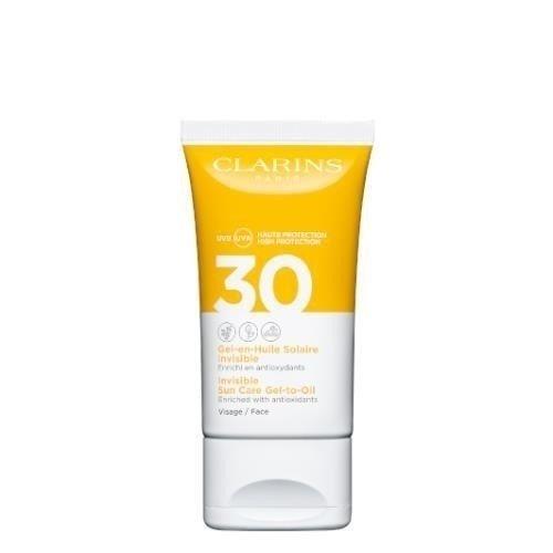 GEL EN HUILE SOLAIRE INVISIBLE SPF30   VISO   50 ml