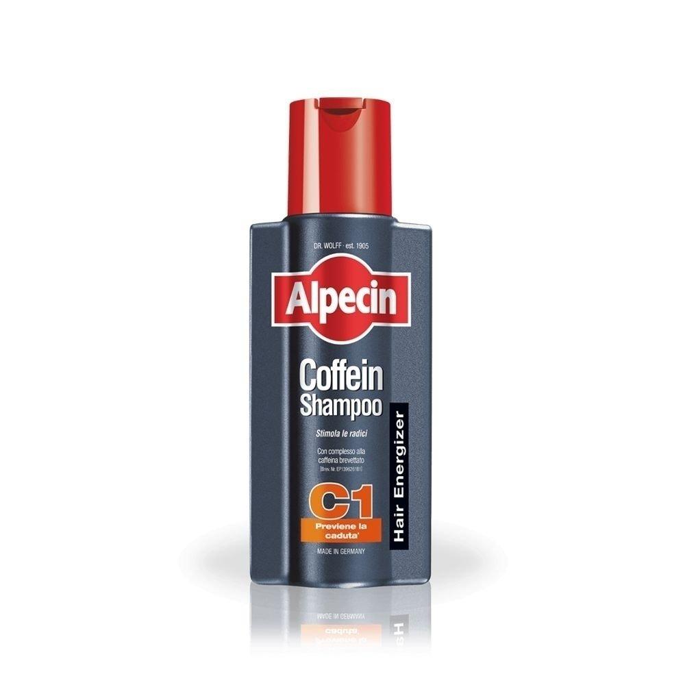 ALPECIN - ALPECIN ANTICADUTA SHAMPOO ALLA CAFFEINA 250 ML - 4008666211477