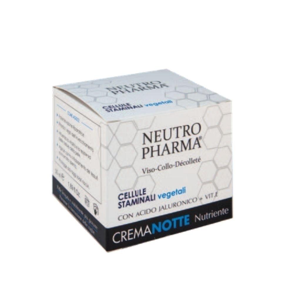NEUTRO PHARMA - CREAM CELL.STAMINALI NOTTE      50 ML - 6386440056956