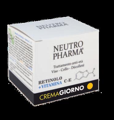 NEUTRO PHARMA - CREMA RETINOLO+VIT GIORNO     50 ML - 6386440056963