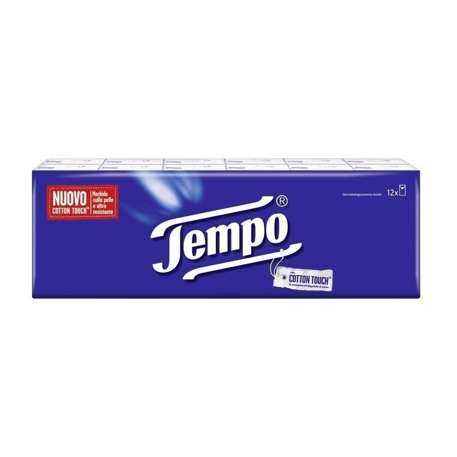 TEMPO - TEMPO FAZZOLETTI X10 - 7322540332735