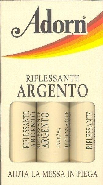 ADORN RIFLESSANTE ARGENTO  3X20 ML