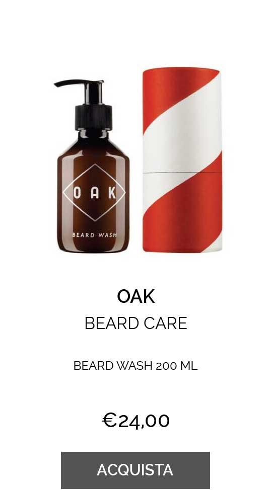 OAK - BEARD WASH 200 ML
