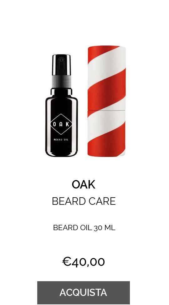 OAK - BEARD OIL 30 ML