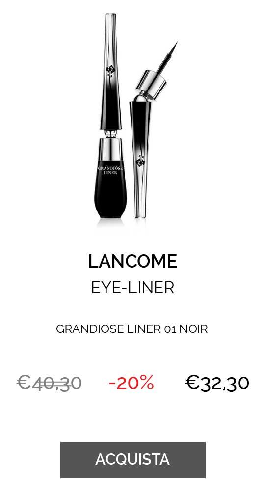 LANCOME - GRANDIOSE LINER 01 NOIR