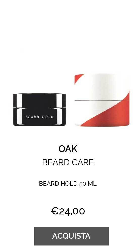 OAK-BEARD HOLD 50 ML