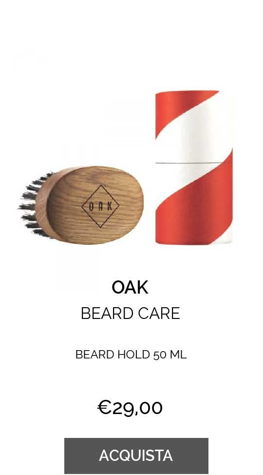 OAK - BEARD BRUSH 92X51 MM