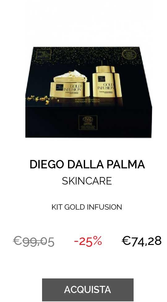 DIEGO DALLA PALMA KIT GOLD INFUSION