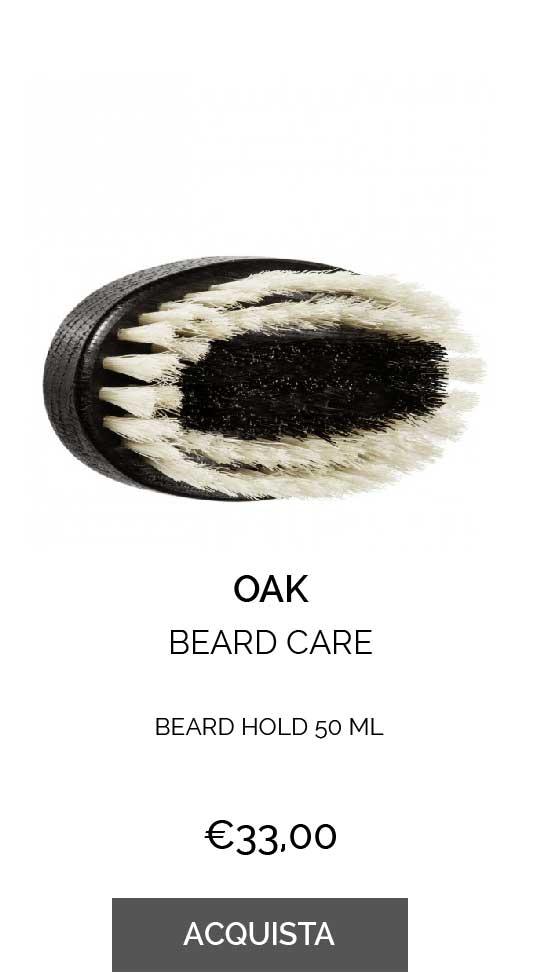 OAK-BEARD BRUSH SOFT SENS.SKIN 92X51ML