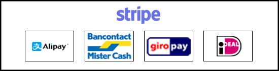 Carte Stripe