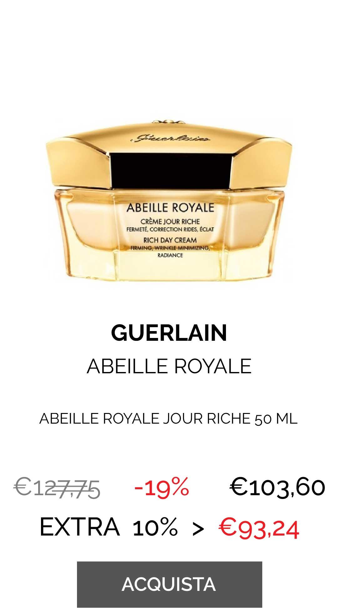 GUERLAIN - ABEILL.ROYALE JOUR RICHE 50 ML