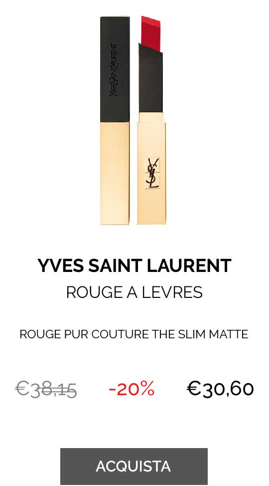 ROUGE PUR COUTURE THE SLIM MATTE