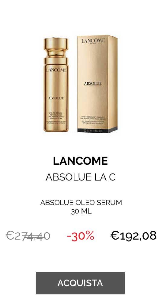 LANCOME ABSOLUE OLEO SERUM 30 ML