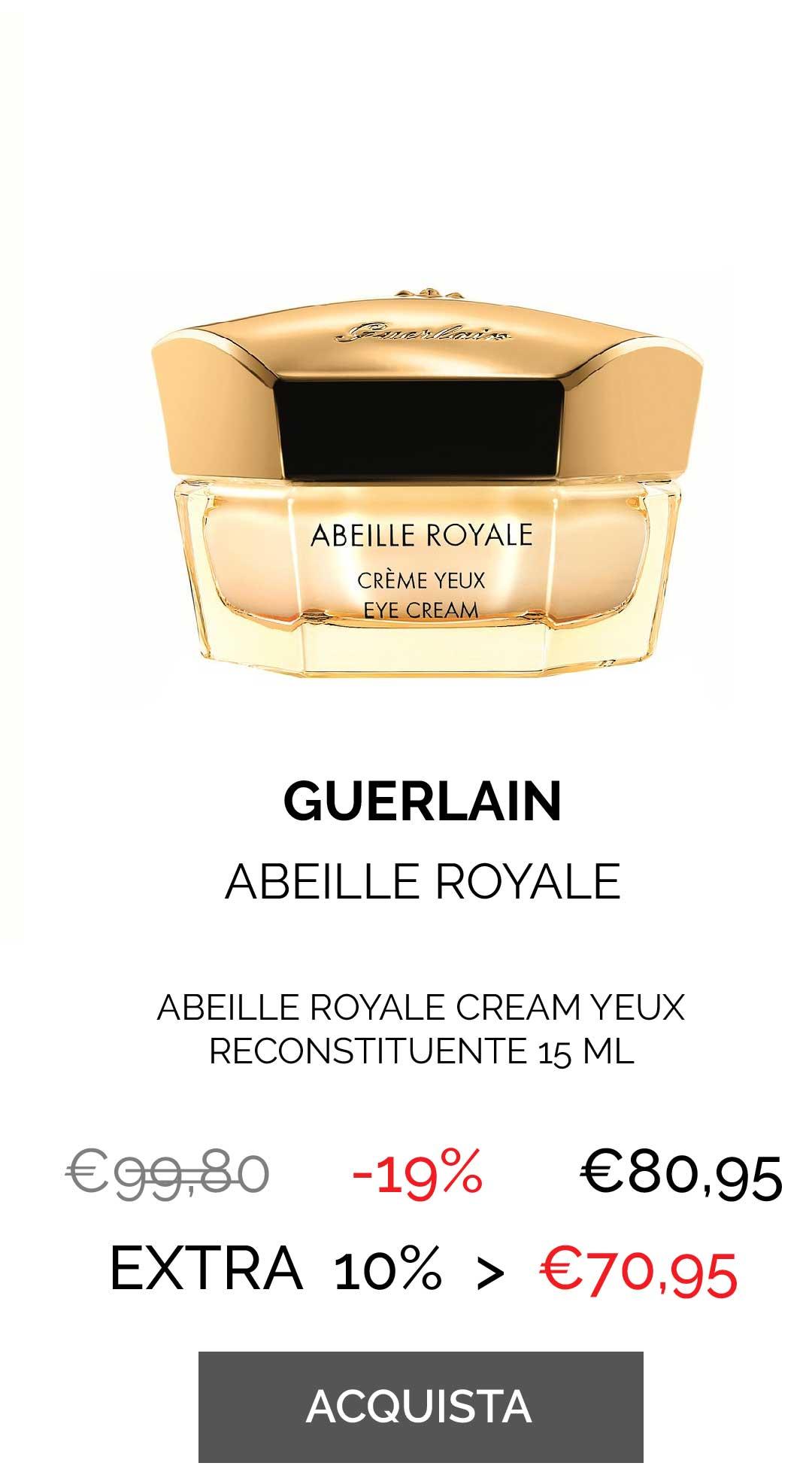 GUERLAIN - AB.ROYAL CREAM YEUX RECONST. 15 ML