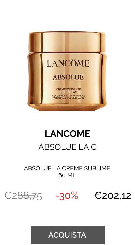 LANCOME ABSOLUE LA CREME SUBLIME 60 ML