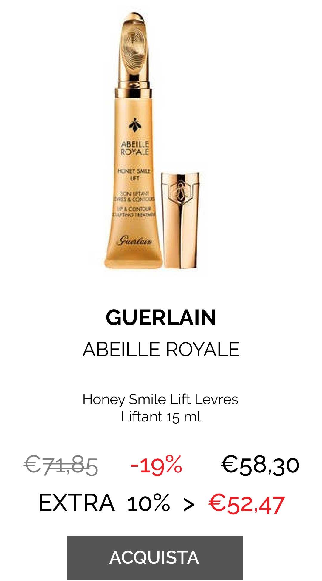 GUERLAIN - AB.ROYAL LEVRES LIFTANT 15 ML