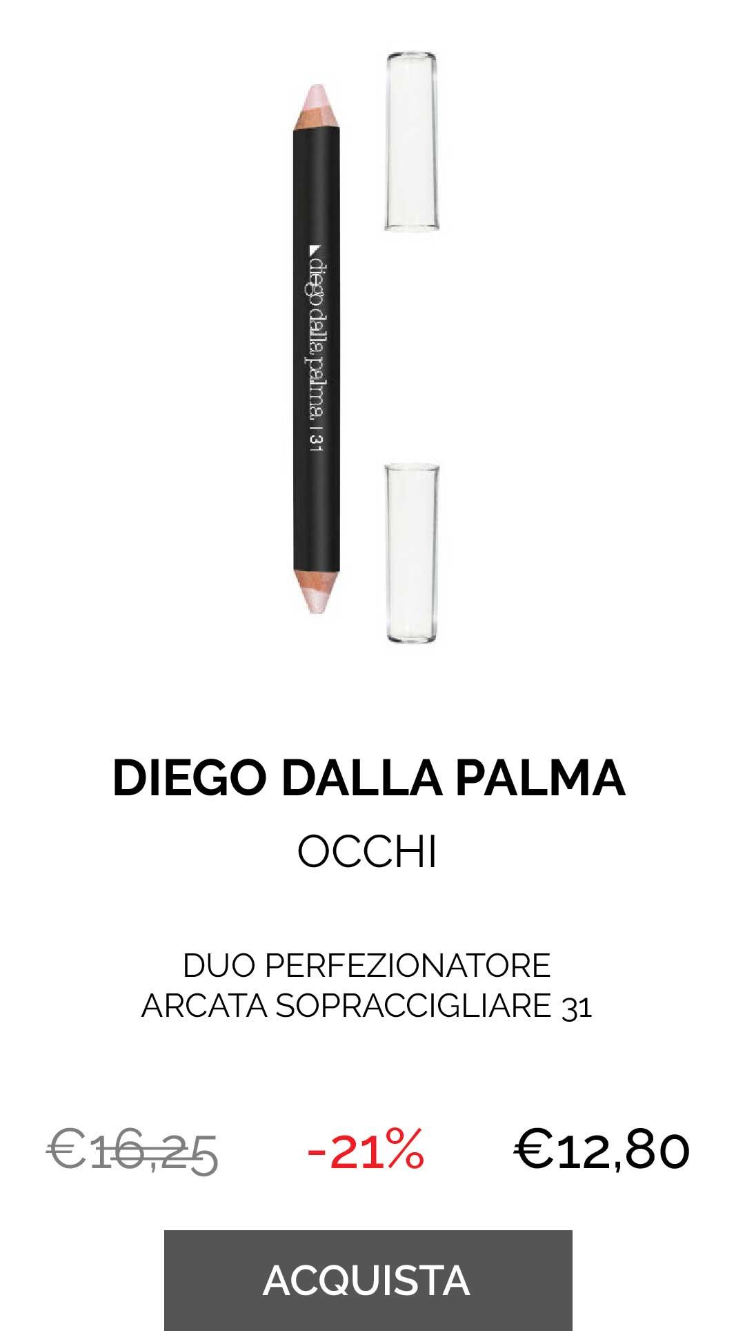DIEGO DALLA PALMA - DUO PERFEZIONATORE ARCATA SOPRACCIGLIARE 31