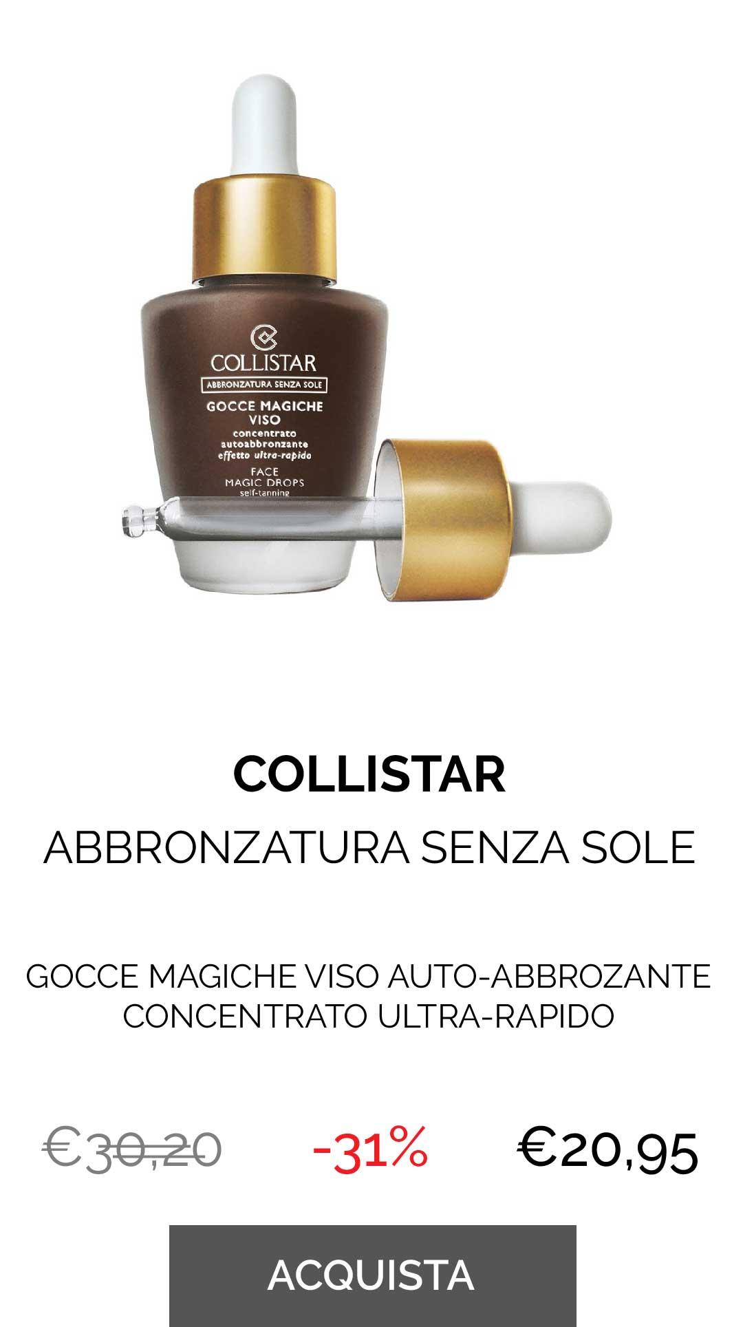 Collistar - GOCCE MAG.A-ABBRZ Concentre