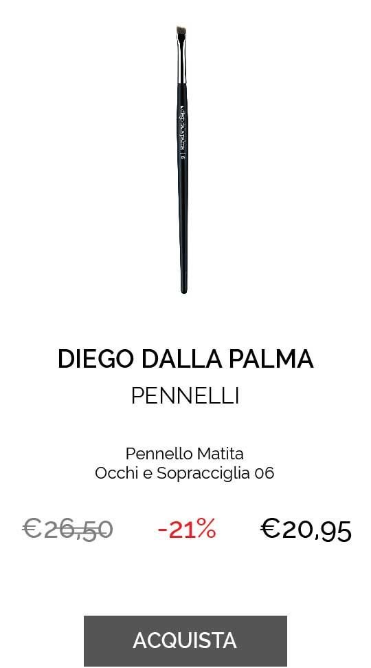 DIEGO DALLA PALMA - Pennello Matita Occhi e Sopracciglia 06