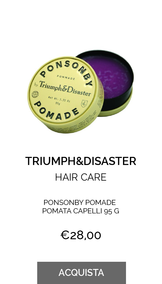 TRIUMPH&DISASTER-PONSONBY POMADE POMATA CAPELLI 95 GR