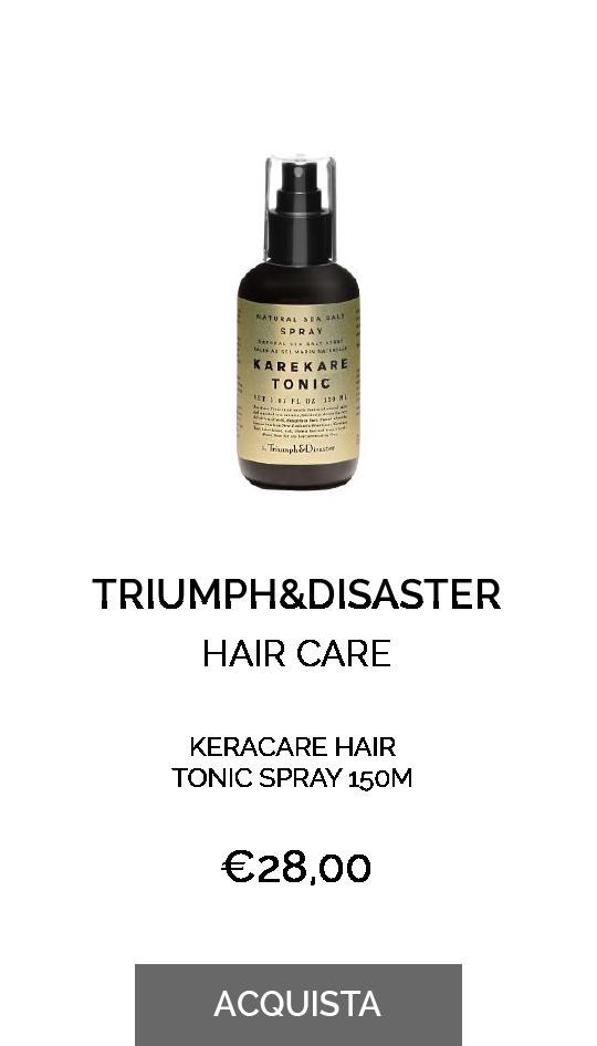 TRIUMPH&DISASTER-KERACARE HAIR TONIC SPRAY 150M