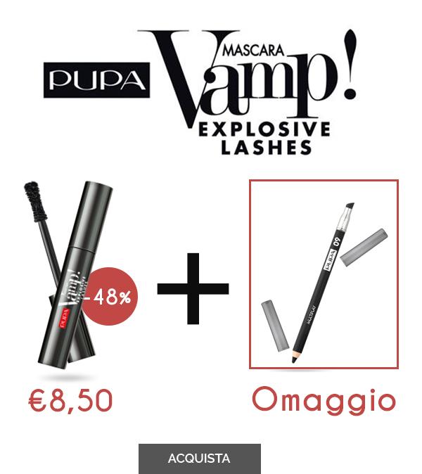 VAMP EXPLOSIVE LASHES 110 Massimo Volume
