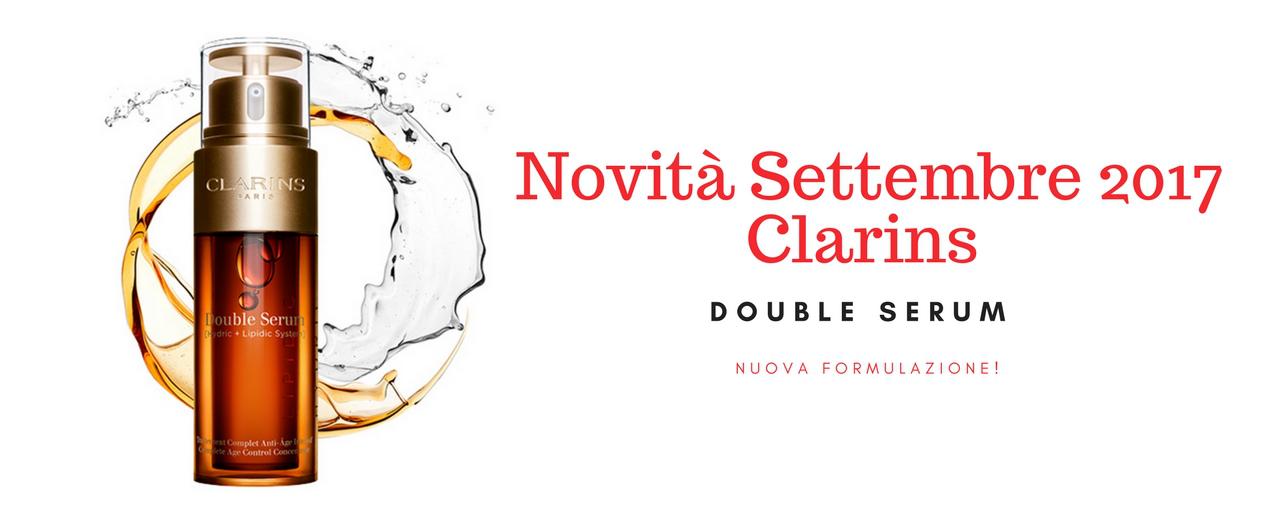 Clarins, Nuovo Double Serum