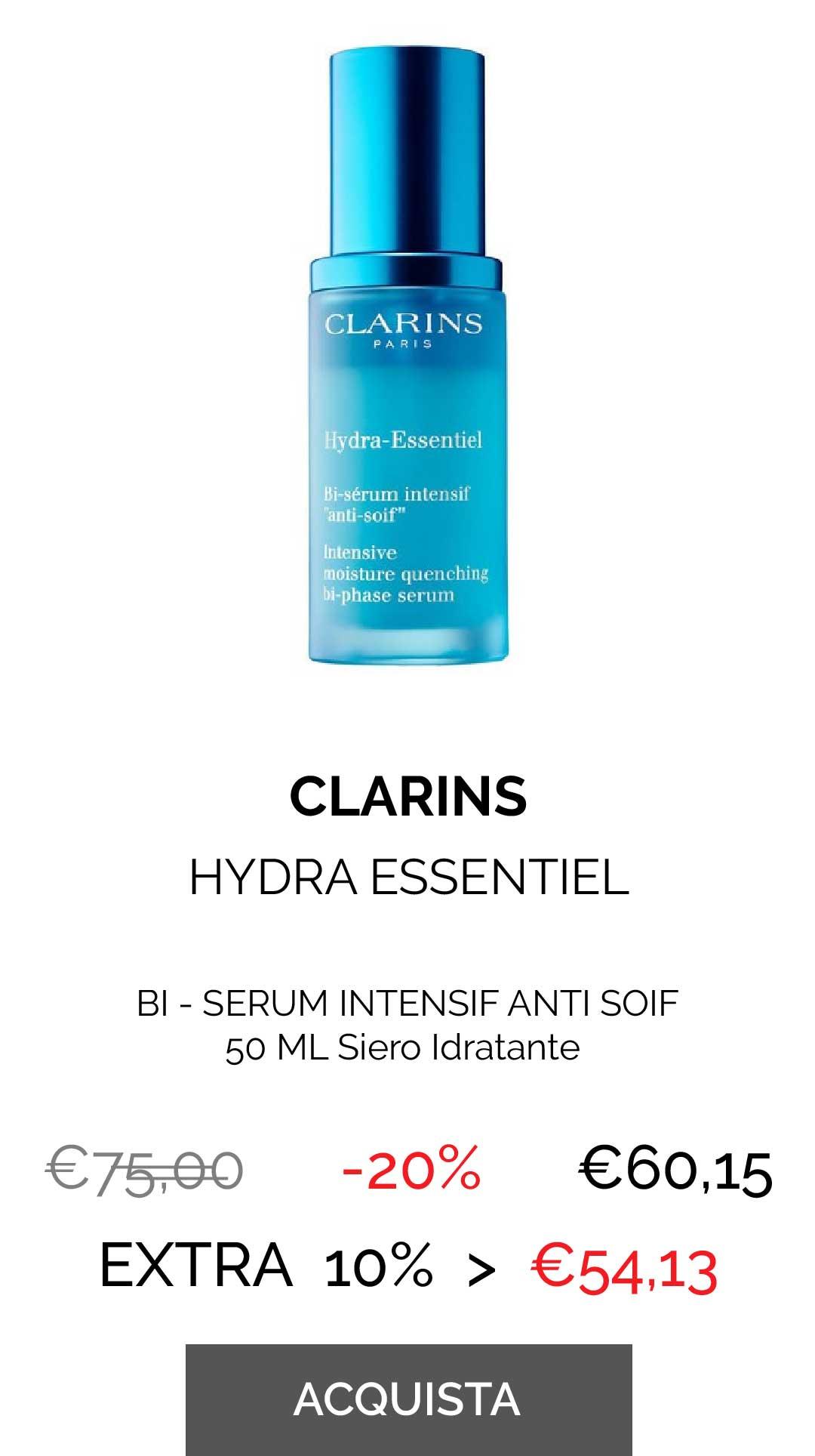 BI - SERUM INTENSIF ANTI SOIF 50 ML siero idratante