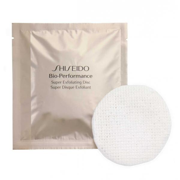 Shiseido bop super exfoliant disc dischetti esfolianti