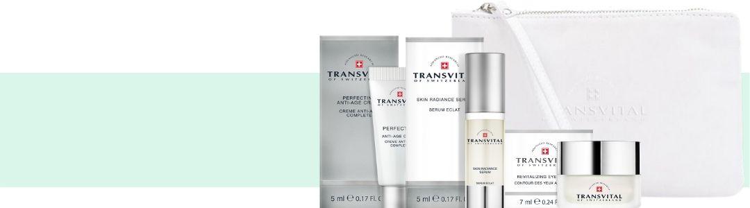 cofanetto omaggio 7 prodotti transvital
