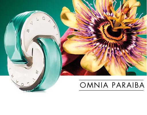 Omnia Paraiba By Bulgari