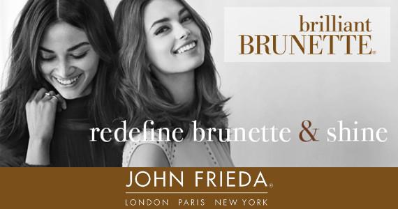 John Frieda cura ed illumina i tuoi capelli !