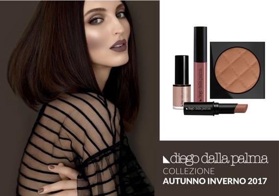 Diego Dalla Palma, il nuovo make-up Autunno-Inverno!