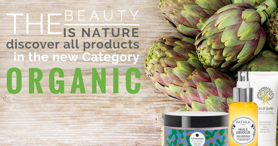 Discover Now the New Organic Category !