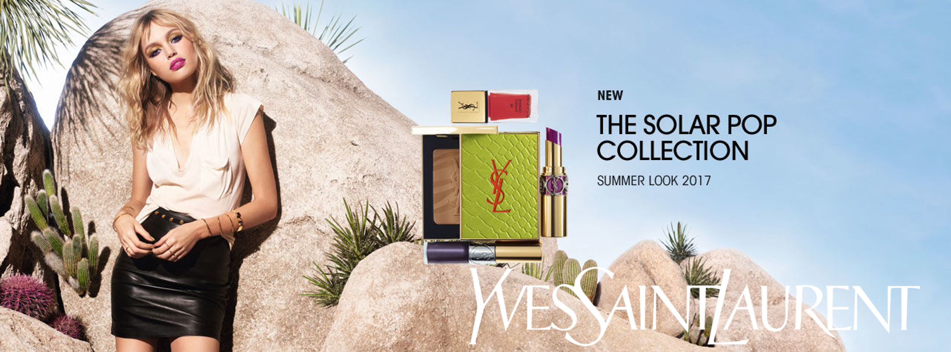 YSL, Summer MakeUp Collection !
