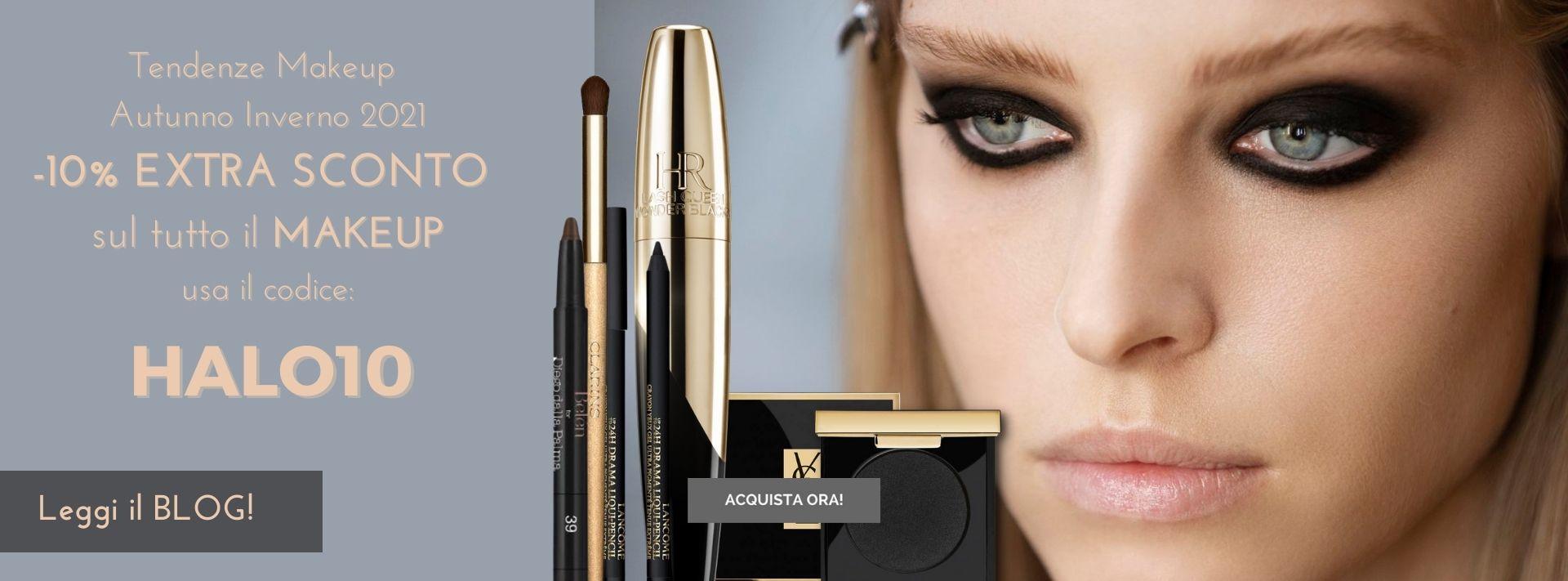 Scopri il super sconto sul makeup di profumeria.com