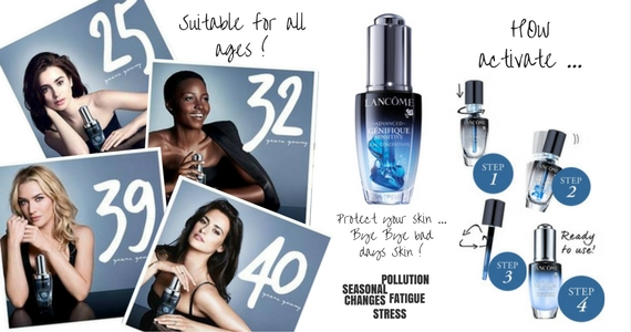 Advanced Genifique Sensitive ... Try now!