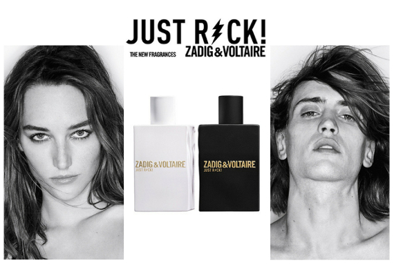 Just Rock! by Zadig & Voltaire... The new fragrance!