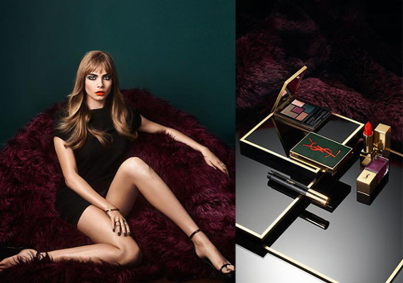 Scandal Collection, the new Fall Look 2016 by YSL