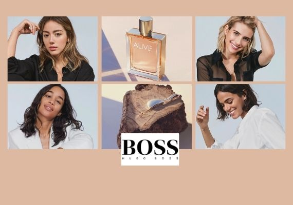 Hugo Boss - Alive Eau De Parfum