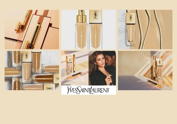 Ysl - Touch Eclat Le Teint