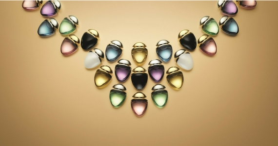 The Jewel fragrances by Bulgari
