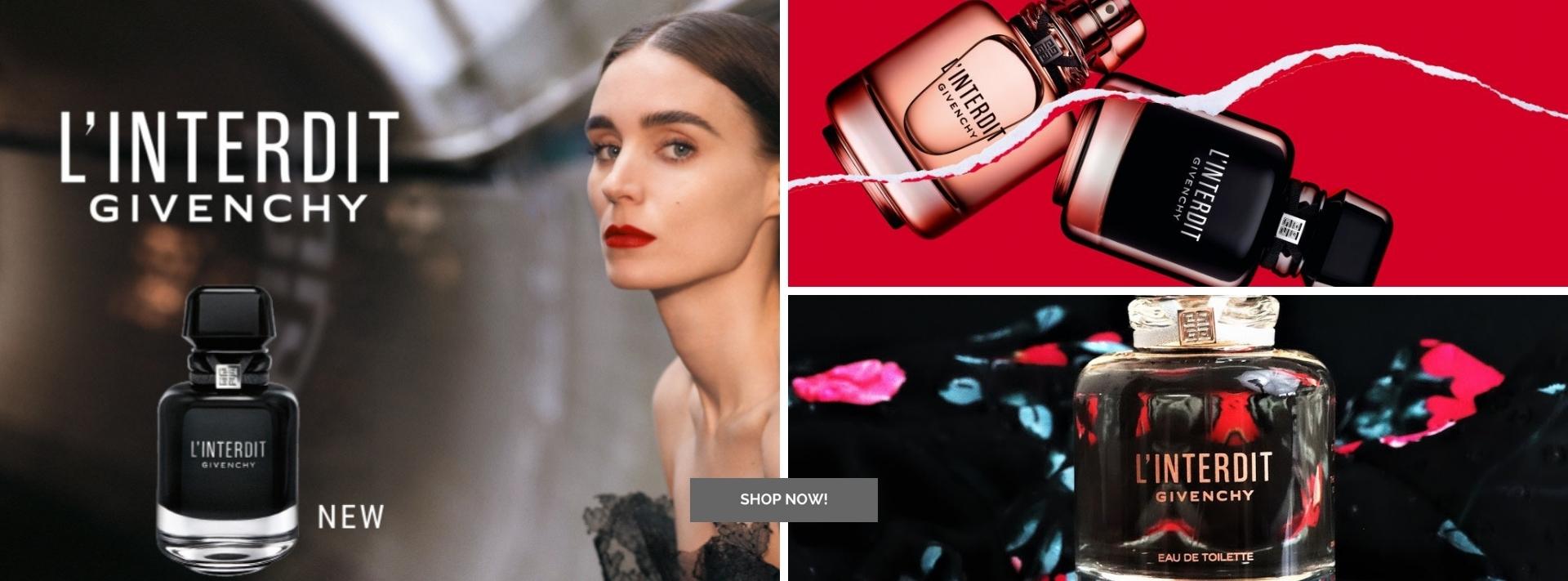 Givenchy L'Interdit Intense Eau De Parfum!