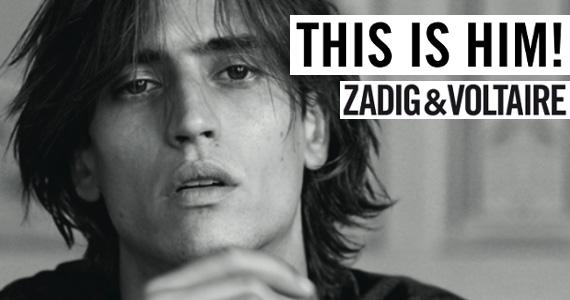 This Is Him ... La nuova fragranza di Zadig & Voltaire!