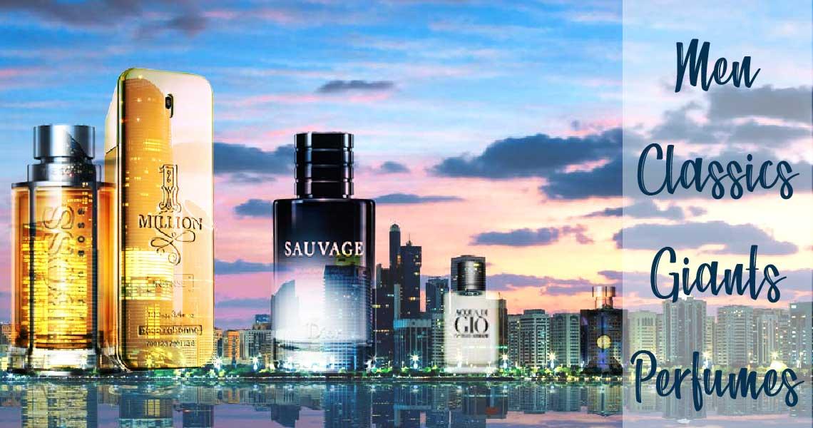 Men Classics Giants Perfumes